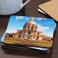 Photography Personalized Cork Coaster