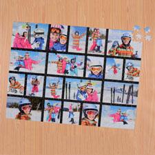 Black Twenty Collage 18 x 24