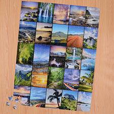 Twenty Five Collage 18 x 24