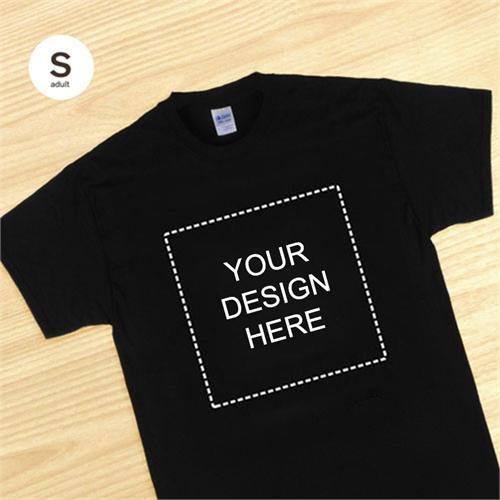 Custom Square Image T Shirt