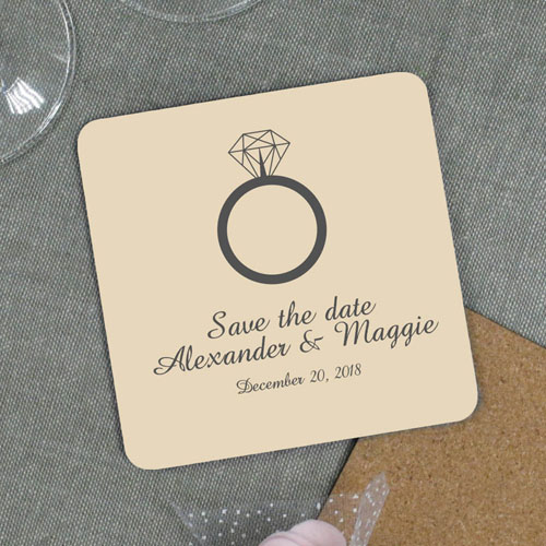 Wedding Rings Personalized Engagement
