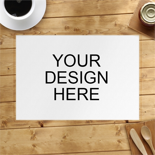 Personalized Custom Imprint Design Placemats