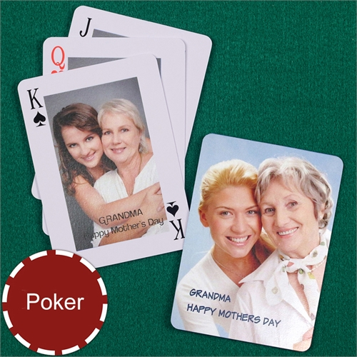 Classic Custom 2 Side Playing Cards