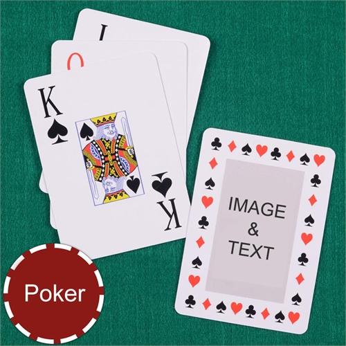 Poker Timeless Jumbo Index Playing Cards