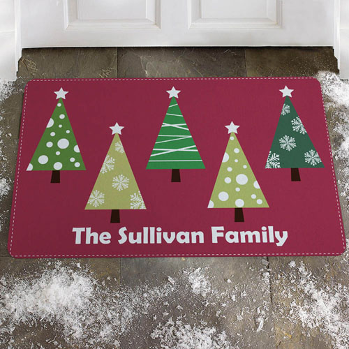 Create Your Own Wintering Wonders Door Mat