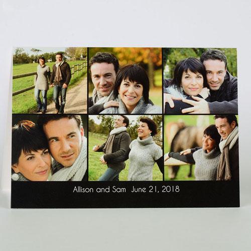 Custom Printed Sweet Thank You Greeting Card