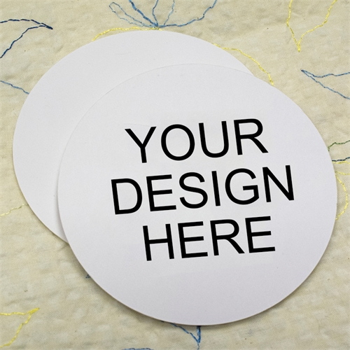Your Design Here, Square (Set Of 12) Personalized Coasters
