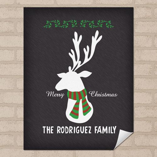 Deer Personalized Poster Print