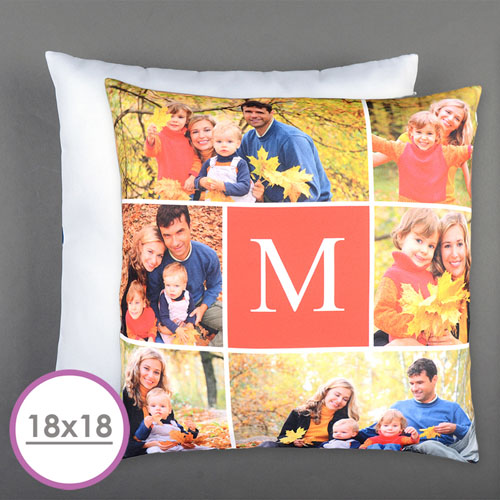 Personalized Photo Large Cushion 18