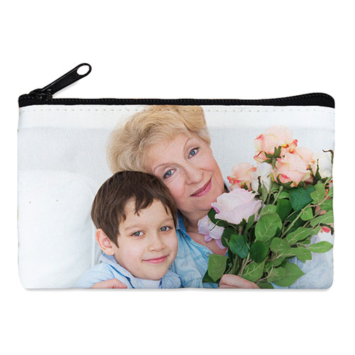 Personalized Love Mom Cosmetic Bag (4