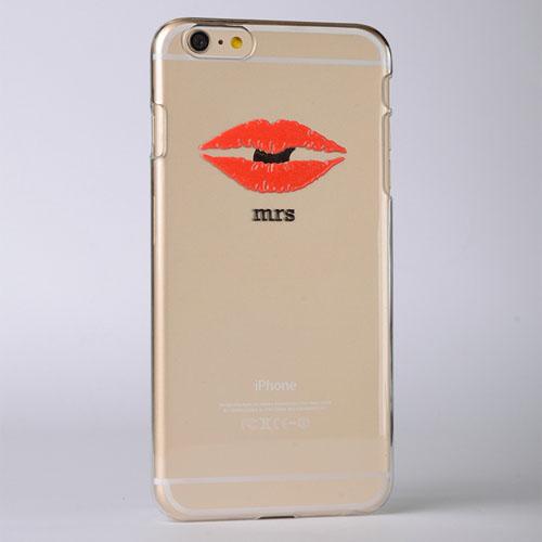 Kiss Custom Raised 3D iPhone 6 Plus Case