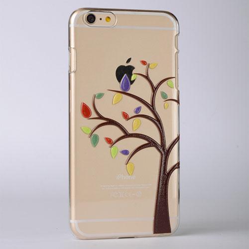 Family Tree Custom Raised 3D iPhone 6 Plus Case