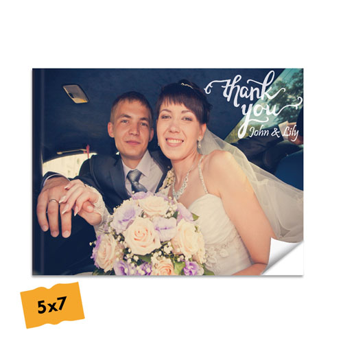 Create Your Softcover Wedding Photo Book 5X7