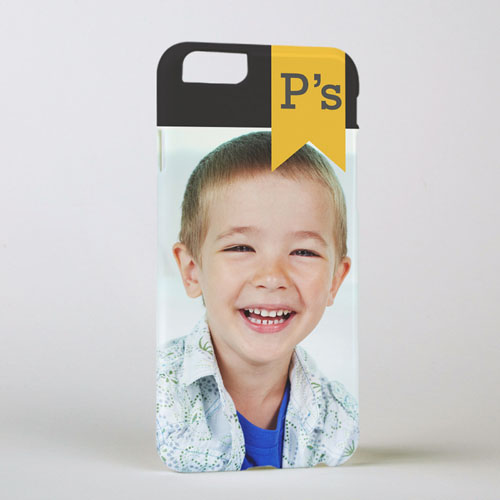Signature Personalized Photo iPhone 6 Case