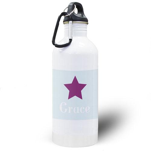 My Little Star Personalized Kids Water Bottle