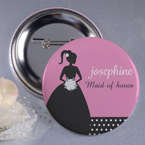 Silhouette Wedding Personalized 3