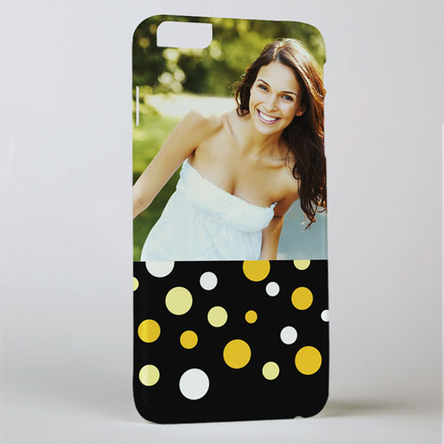 Shinning Dot Personalized Photo iPhone 6+ Phone Case