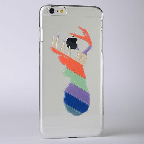 Designer Artwork Raised 3D iPhone 5 Case