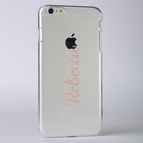 You Name It Raised 3D iPhone 6+ Case