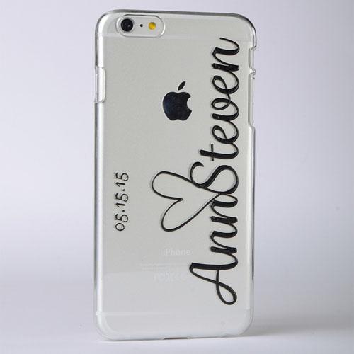 Big Day Raised 3D iPhone 6 Case