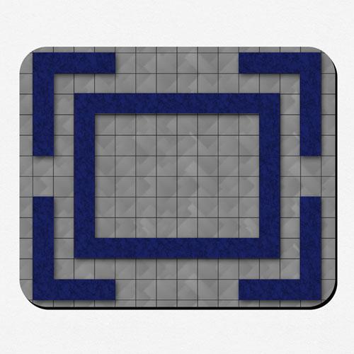 Custom Design 11.4X9.4 Game mat