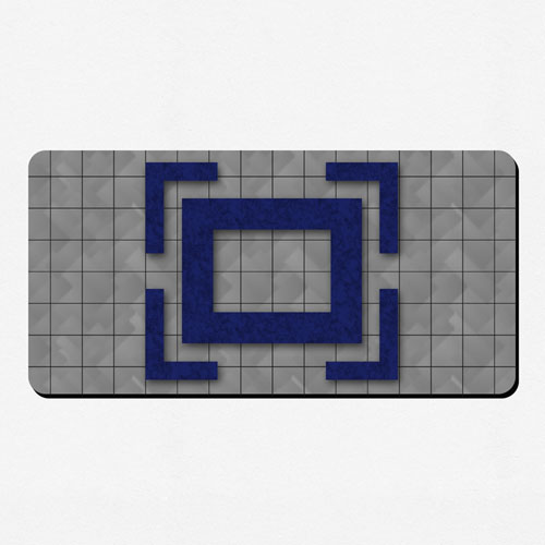 All Over Print Full Color 14X28 Game mat