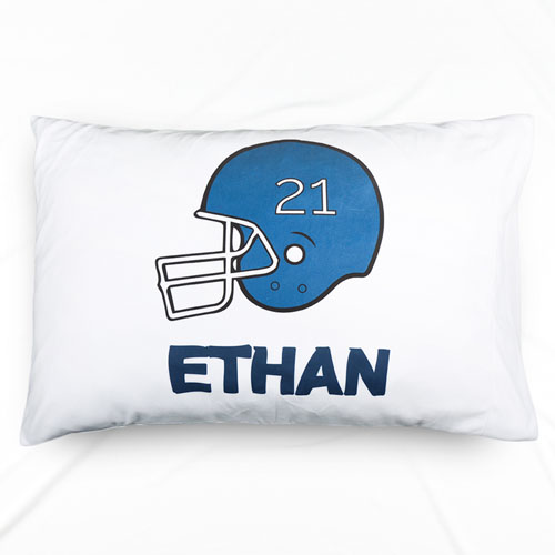 Football Personalized Pillowcase