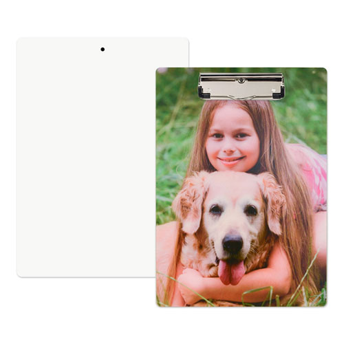 Photo Gallery Personalized Clipboard (Front Only)