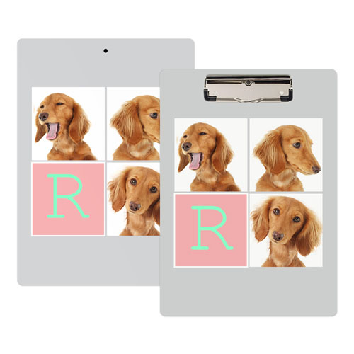 Instagram Personalized Photo Clipboard
