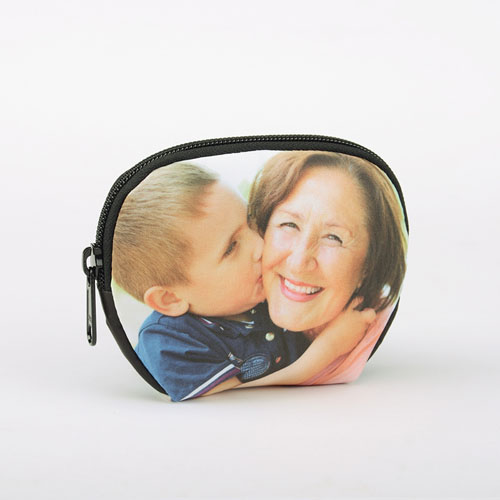 Personalized Photo Zipper Pouch 5X4 (Small)