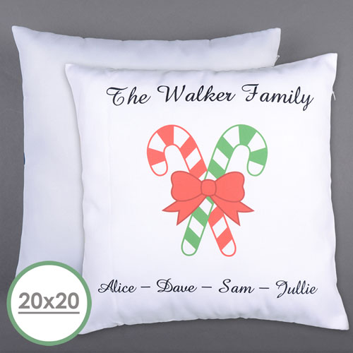 Joystick Personalized Large Pillow Cushion Cover 20