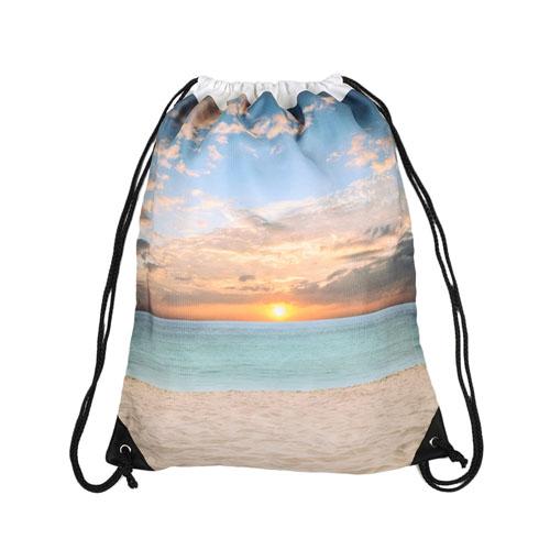 Custom Photography Drawstring Backpack