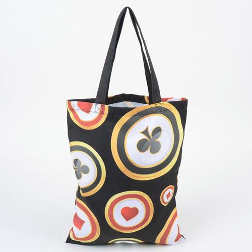 Custom All Over Print Tote Bag, 17.5X13.5