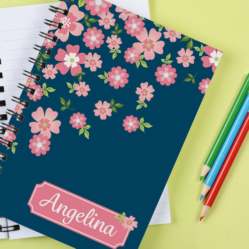 Personalized Athletic Notebook, Basketball_Copy