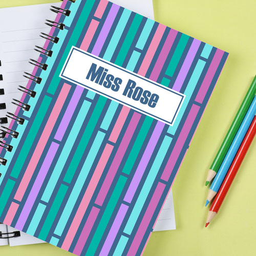 Pattern Personalized Notebook