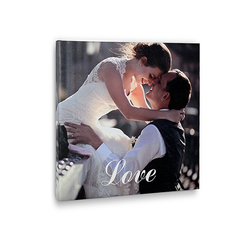 16 x16 Custom Photo Canvas Print