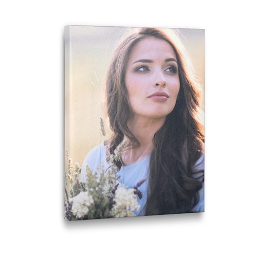 11 x 14 Custom Photo Canvas Print