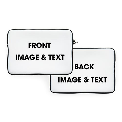Custom Print MacBook Pro 13 sleeve (print 2 sides)