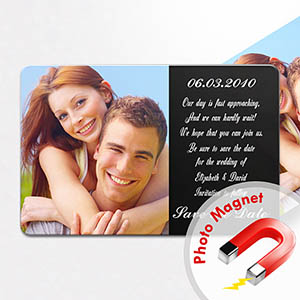 Personalized Fridge The Date Magnets  Initial Attraction