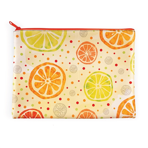 Customizable Design 9.5x13 Neoprene Cosmetic Bag (Same Image)
