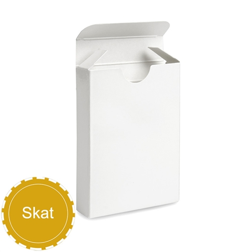 Skat Size Playing Card Deck Tuck Box