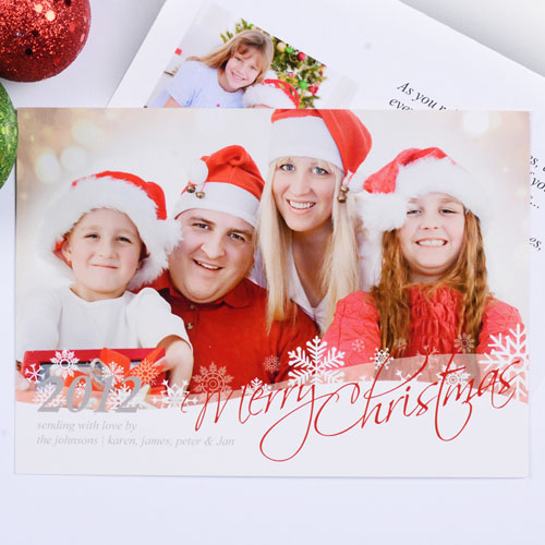 Create Your Own Merry Christmas Fun Invitations