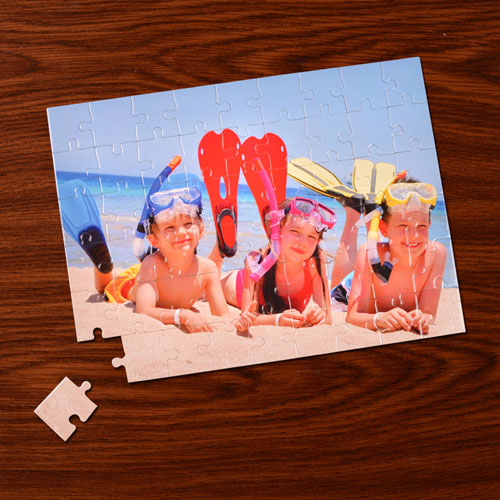 Personalized 12X16.5 Personalized Photo Jigsaw Puzzle Photo Puzzle