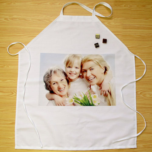 Landscape Photo Personalized Adult Apron