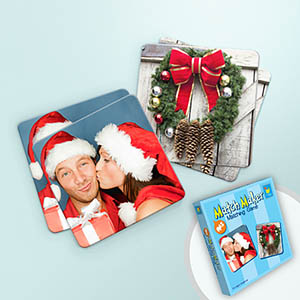 Custom Photo Matching Memory Games, Christmas & Holiday