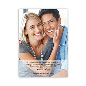Create My Own Save The Date  Happy Day Invitation Cards
