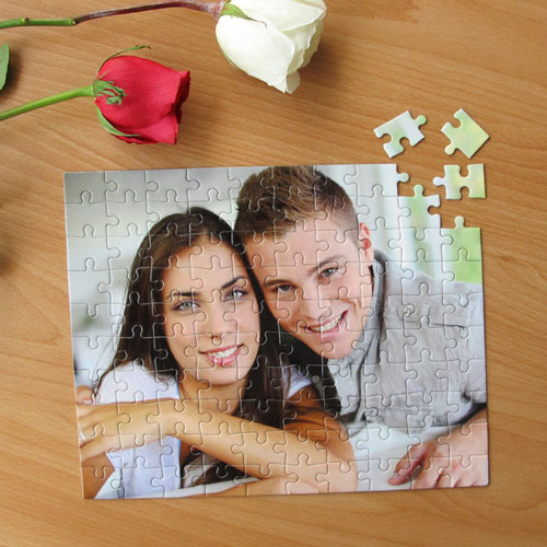 Love Connection 12 or 30 or 50 or 100 Piece Puzzle