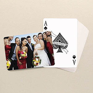 Wedding Poker Size Standard Index Landscape