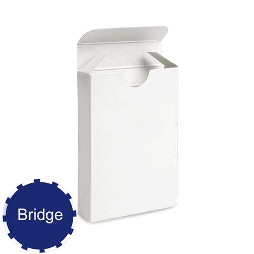 54 Bridge Size Playing Card Deck Tuck Box