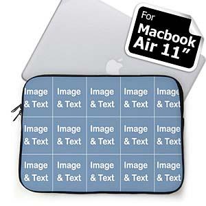 Instagram Fifteen Collage Macbook Air 11 Sleeve